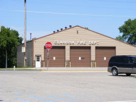 Clarissa Fire Department, Clarissa Minnesota