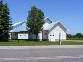 Clarissa Bible Church, Clarissa Minnesota