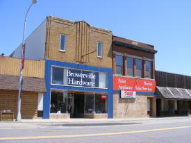 Browerville Hardware & Appliance, Browerville Minnesota