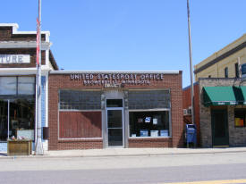 Browerville Post Office, Browerville Minnesota