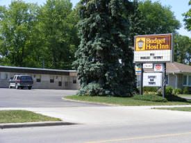 Budget Host Inn, Long Prairie Minnesota