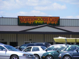 Northwoods Cafe, Silver Bay Minnesota