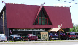 Northern Lights Restaurant, Beaver Bay Minnesota