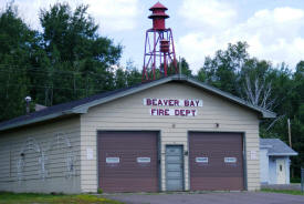 Beaver Bay Fire Department, Beaver Bay Minnesota