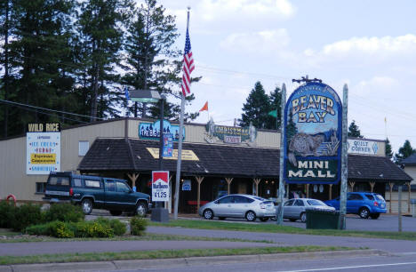 Beaver Bay Mini Mall, 2007