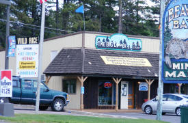 Big Dipper Sweets & Ice Cream, Beaver Bay Minnesota