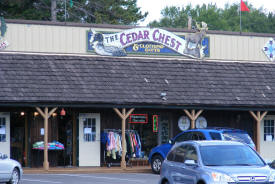 The Cedar Chest, Beaver Bay Minnesota