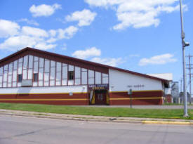 Lake County Arena, Two Harbors Minnesota