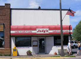 Judy's Cafe, Two Harbors Minnesota
