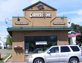 Corner Stone Up North Books and Gifts, Two Harbors Minnesota
