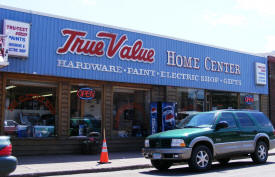 True Value Hardware, Two Harbors Minnesota
