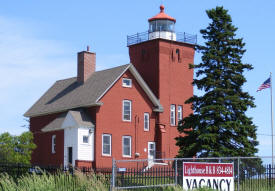 Lighthouse Bed & Breakfast, Two Harbors Minnesota