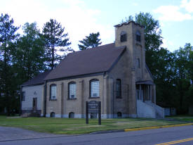 First Presbyterian Church, Wrenshall Minnesota
