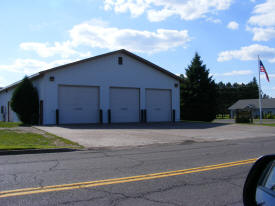 Wrenshall Fire Department, Wrenshall Minnesota