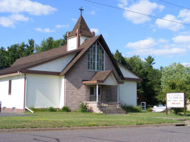 St. Johns Lutheran Church, Wrenshall Minnesota