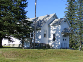 Kerrick Community Church , Kerrick Minnesota