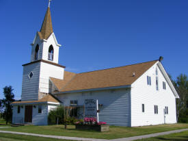 Trinity Lutheran Church, Bruno Minnesota