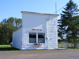 Bruno City Hall, Bruno Minnesota