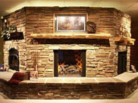 Heat & Glo dealer in Aitkin Minnesota - Up North Fireplace Gallery
