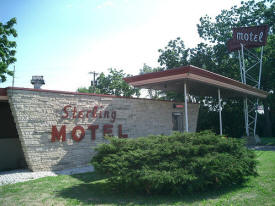 Sterling Motel,  Winona Minnesota