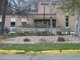 Benson High School, Benson Minnesota