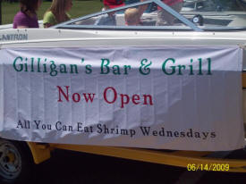 Gilligan's Bar & Grill, Waterville Minnesota