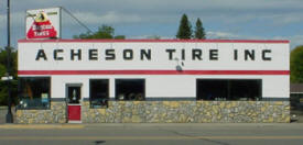Acheson Tire, Grand Rapids Minnesota