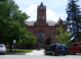 Norman County Courthouse, Ada Minnesota