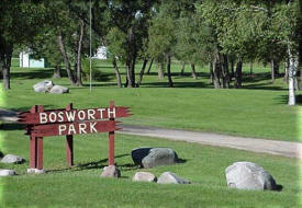 Bosworth Park, Ada Minnesota