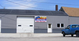 Jeff's Auto Body Repair, Ada Minnesota