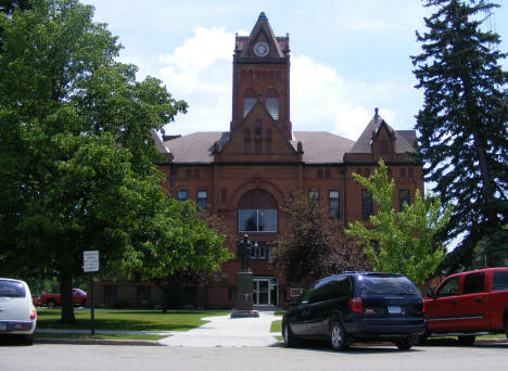 Norman County Courthouse, Ada Minnesota, 2008