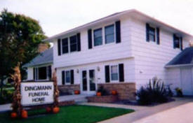 Dingmann Funeral Home & Cremation, Adrian Minnesota