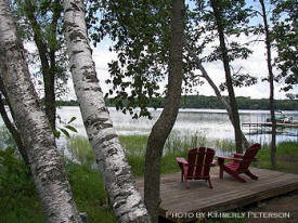 Hickory Lake Campground, Aitkin Minnesota