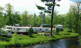 Ripple River Motel & RV Park, Aitkin Minnesota