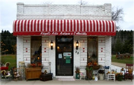 Abigail's Attic Antiques & Collectibles, Akeley Minnesota