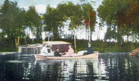 Tenth Lake, Akeley Minnesota, 1910
