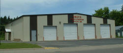 Akeley Fire Department, Akeley Minnesota