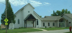 First Lutheran Church, Akeley Minnesota