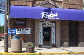 Rookies Sports Bar, Albany Minnesota
