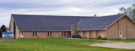 Church of the Nazarene, Alberta Minnesota, 2008