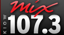 "KIOW-FM, Forest City Iowa - ""Mix 107.3"""