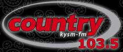 "KYSM-FM, Mankato Minnesota - ""Country 103"""