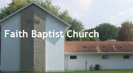 Faith Baptist Church, Albert Lea Minnesota