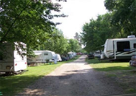 Hickory Hills Campground, Albert Lea Minnesota