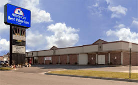America's Best Value Inn, Albert Lea Minnesota