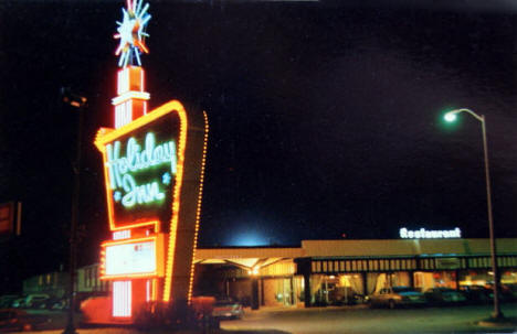 Holiday Inn, Albert Lea Minnesota, 1970's