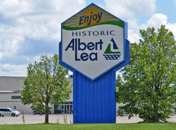 Welcome to Albert Lea Minnesota!