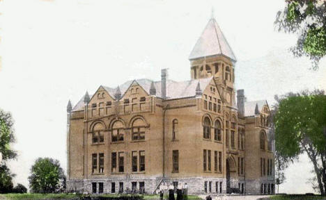 Luther Academy School, Albert Lea Minnesota, 1908