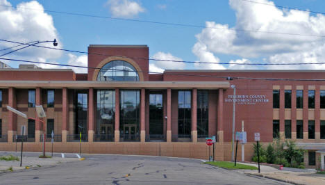 Freeborn County Government Center, Albert Lea Minnesota, 2010