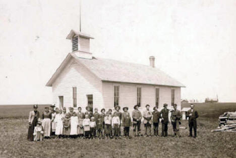 Alberta School, which started life as Farwell School, 1894?